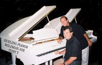Joe and Tony at KeyboardAmerica